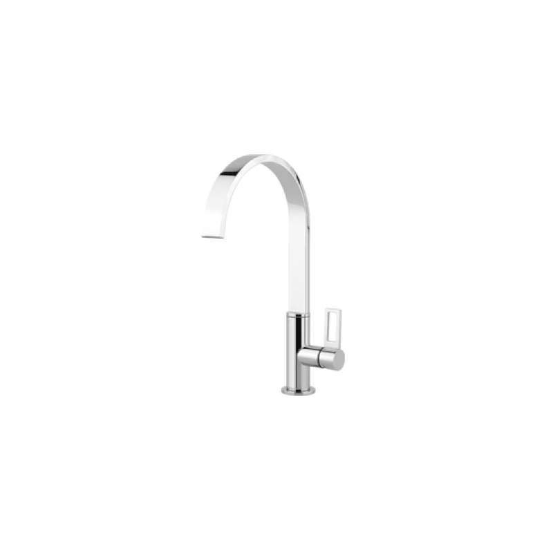 MIXER TAPS - GPS Inox - Circle - cod. 8480 000