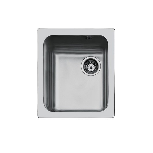 Weldable basins and sinks  - GPS Inox - S3000 - cod 1117