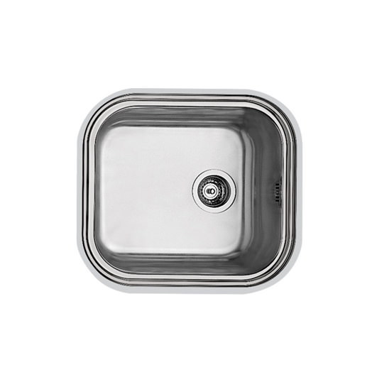 Weldable basins and sinks  - GPS Inox - Big Bowl - cod 1611