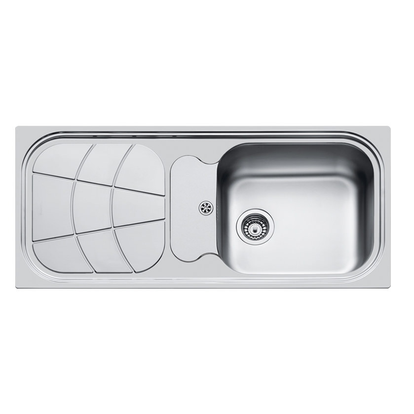 Weldable basins and sinks  - GPS Inox - Big Bowl - cod 1513