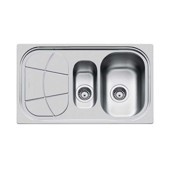 Weldable basins and sinks  - GPS Inox - Big Bowl - cod 1361
