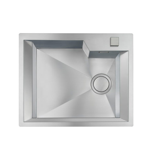 Weldable basins and sinks  - GPS Inox - GK - cod 1403