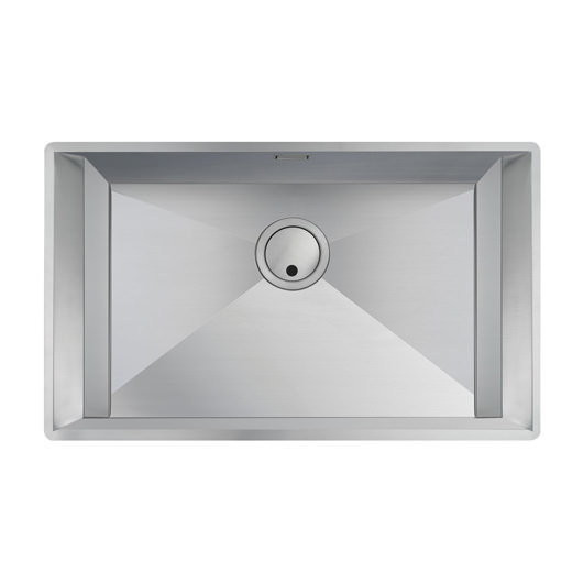 Weldable basins and sinks  - GPS Inox - GK - cod 1404