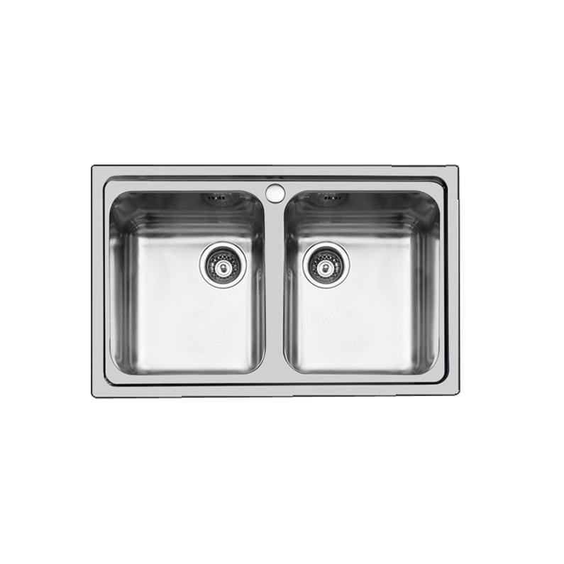 Weldable basins and sinks  - GPS Inox - S3000 - cod 1372