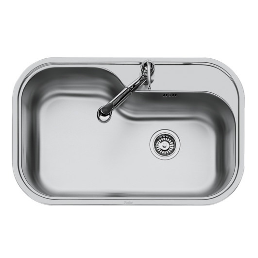Weldable basins and sinks  - GPS Inox - Tornado - cod 1679