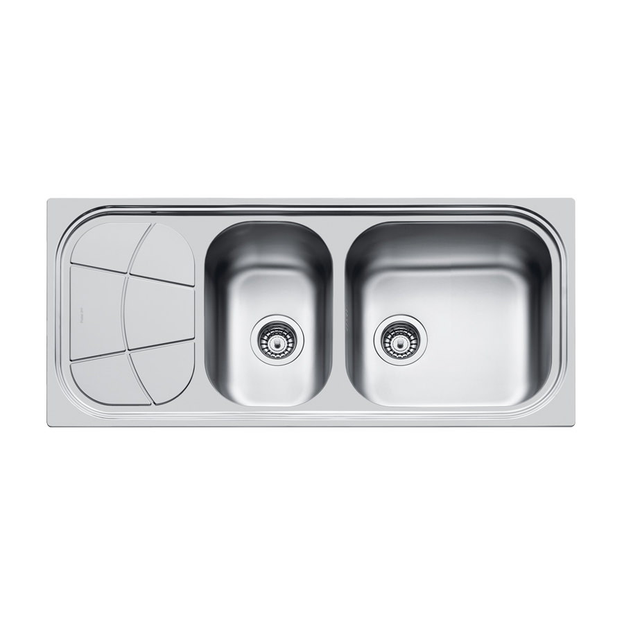 Weldable basins and sinks  - GPS Inox - Big Bowl - cod 1512