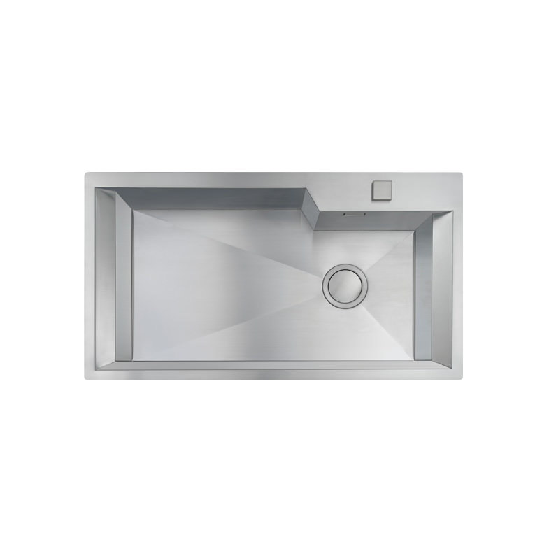 Weldable basins and sinks  - GPS Inox - GK - cod 1401