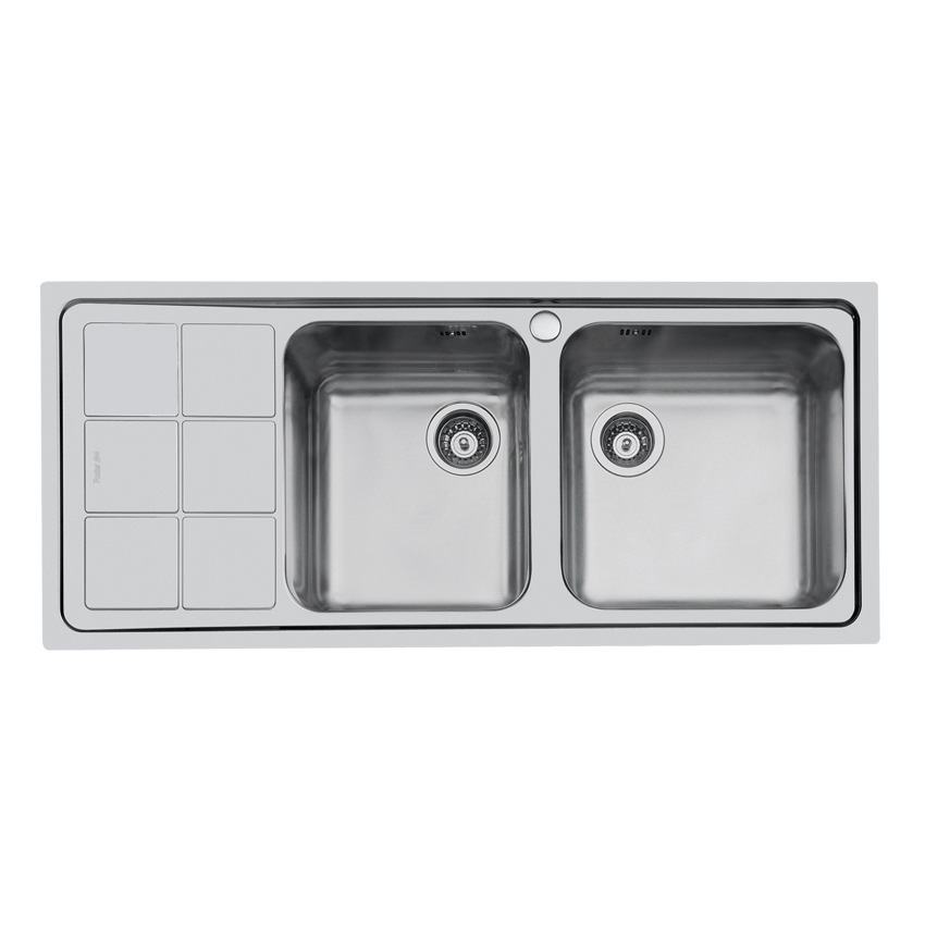 Weldable basins and sinks  - GPS Inox - S3000 - cod 1312