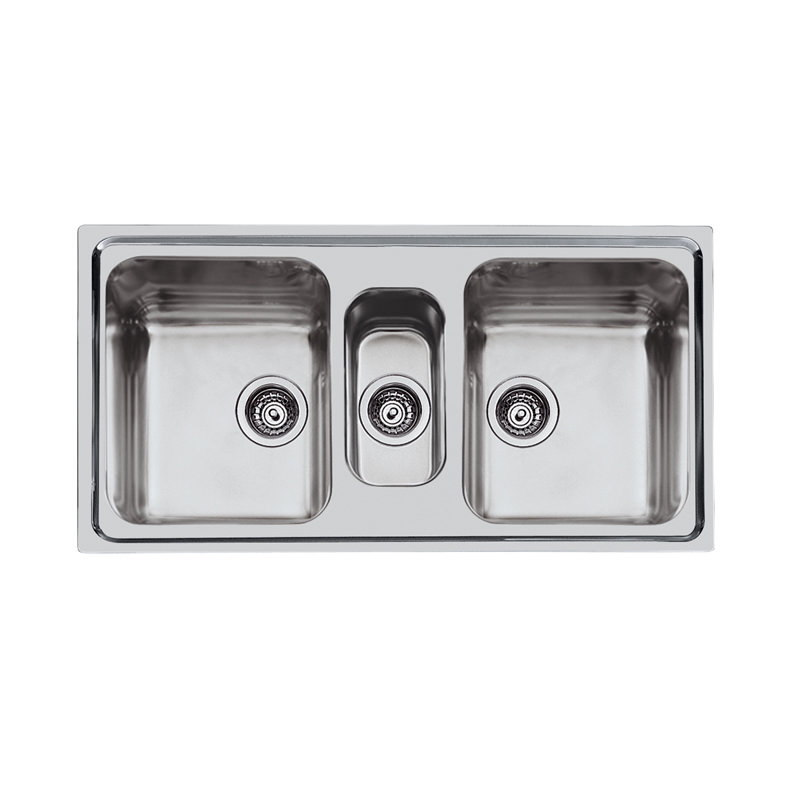 Weldable basins and sinks  - GPS Inox - KS - cod 2173