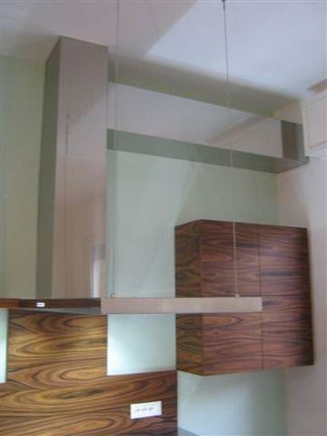 Gps inox installazioni for Tubo cappa a vista