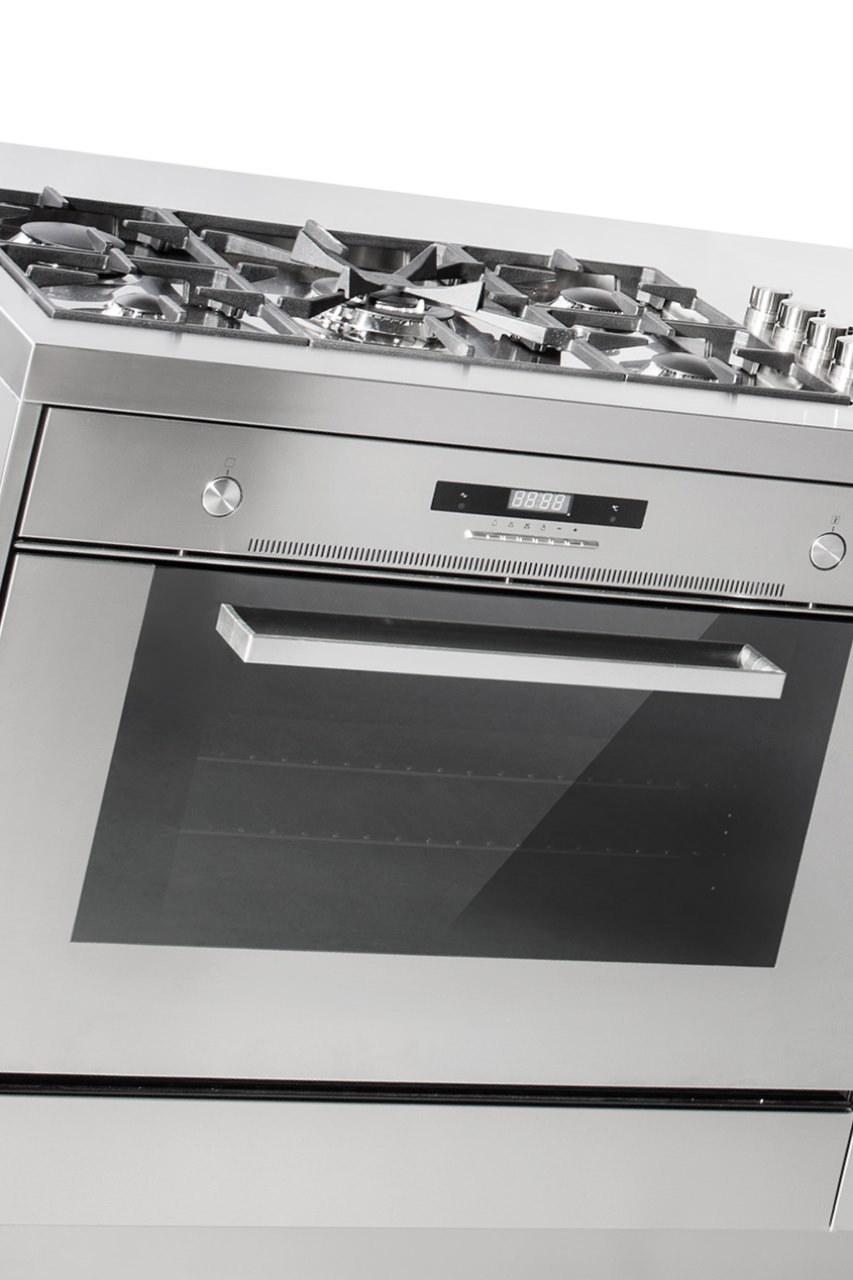 Gps inox cucina in acciaio inox blocco cucina a parete - Blocco cucina 160 cm ...