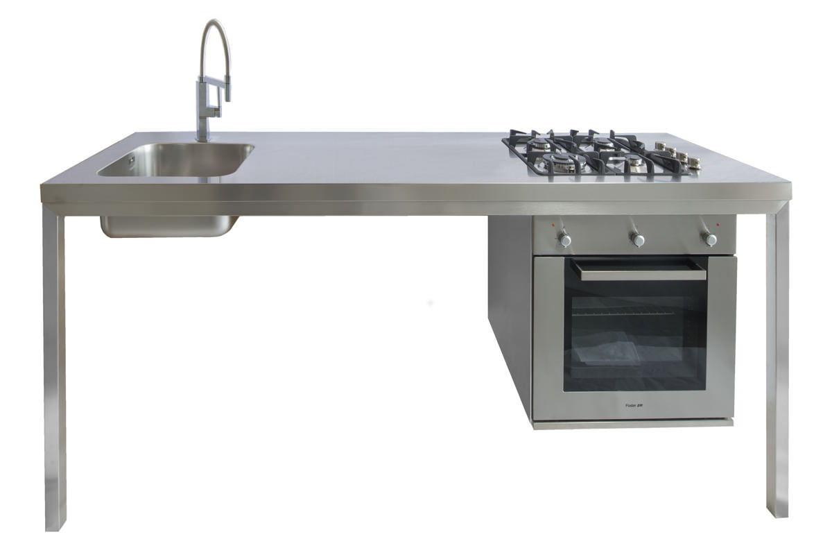 Gps inox home - Piano cottura e forno ...