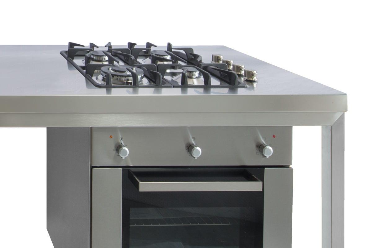 Gps inox home - Forno con microonde integrato ...