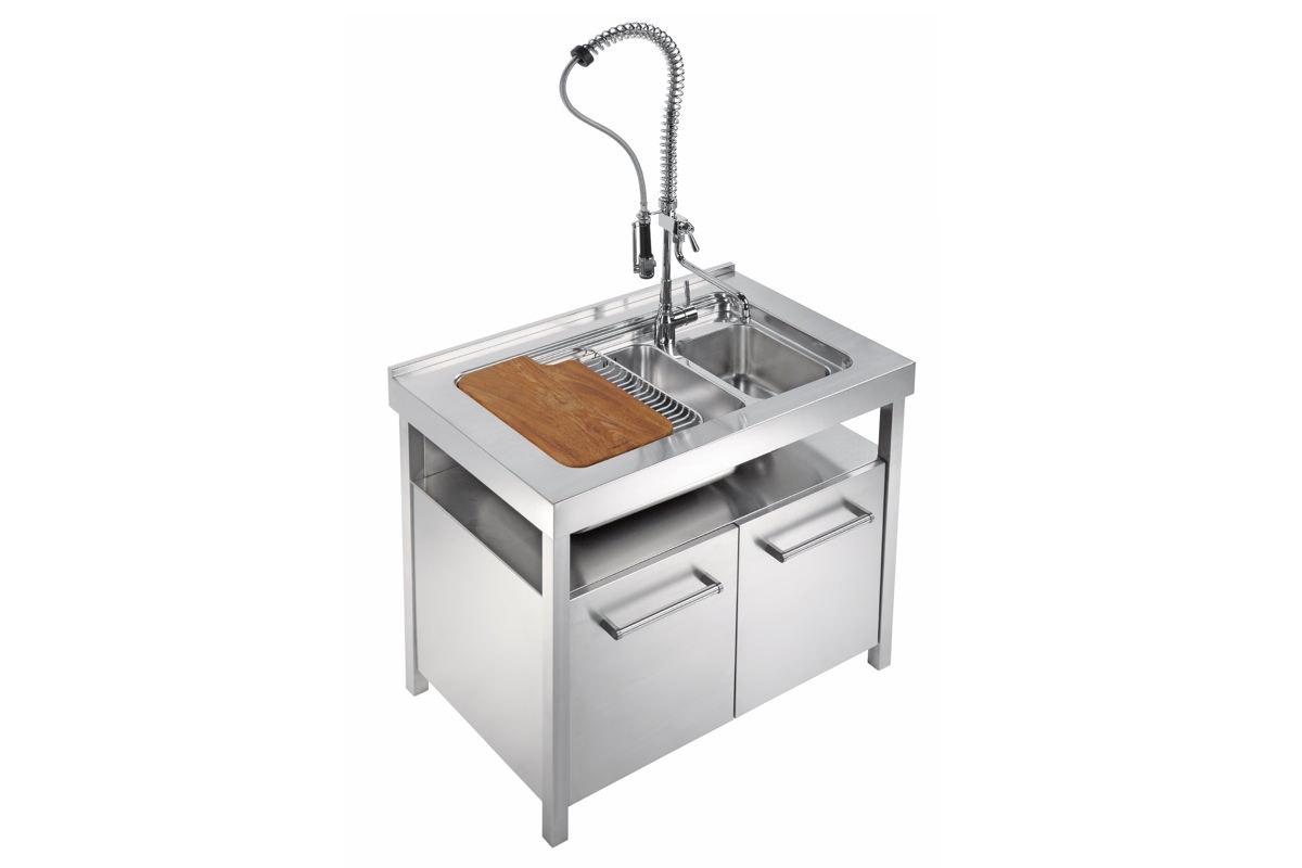 Gps inox home - Ikea cucine free standing ...