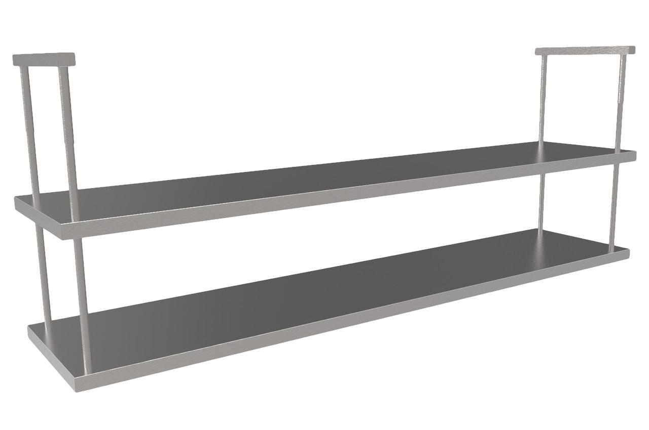 Emejing mensole in acciaio per cucina images home for Ikea mensole acciaio