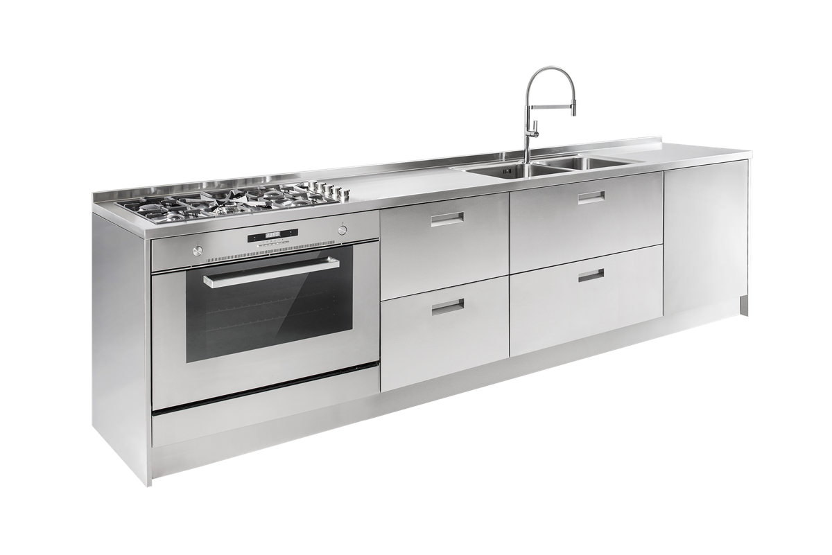 KITCHEN BLOCK - GPS Inox
